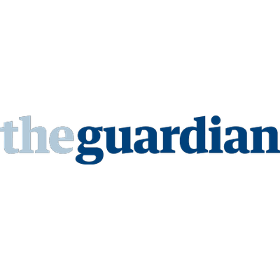 The Guardian Logo transparent PNG.