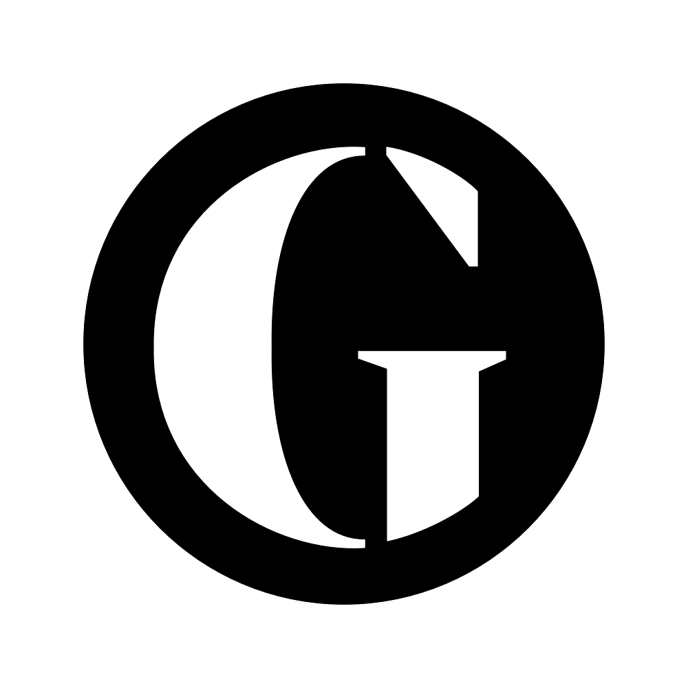 Brand New: New Masthead for The Guardian.