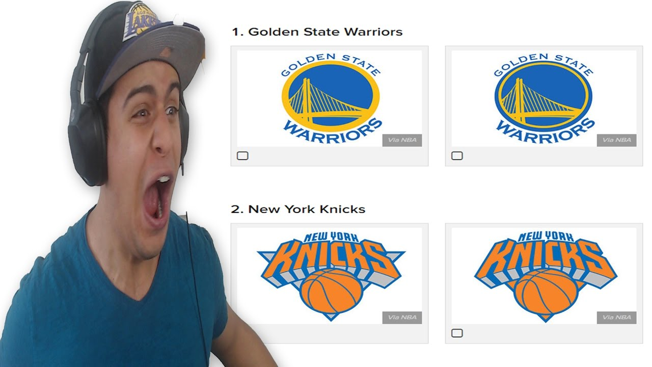 THE HARDEST NBA LOGO QUIZ EVER.