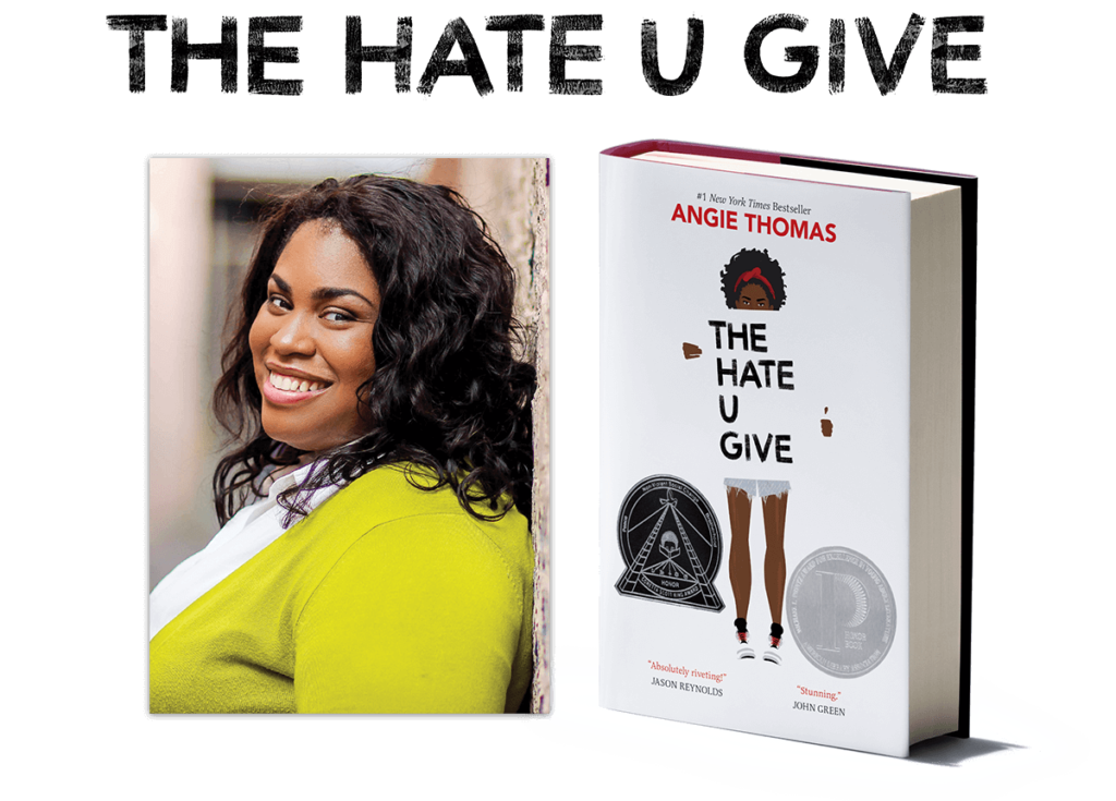 The Hate U Give Book.