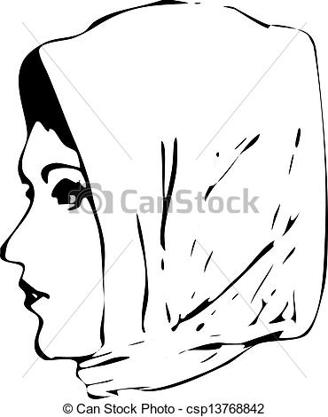 Headscarf Illustrations and Stock Art. 1,779 Headscarf.