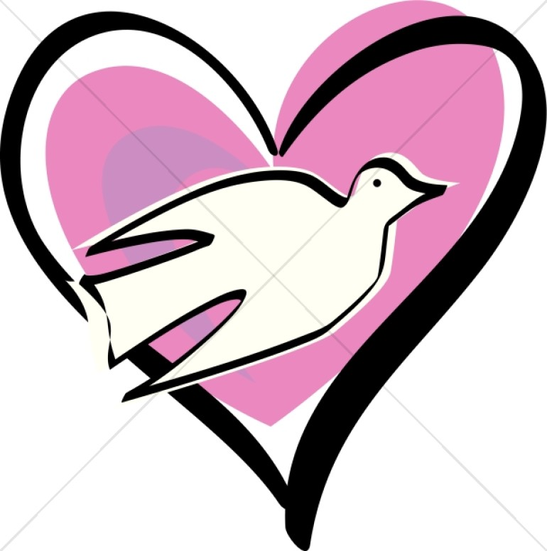 Christian Heart Clipart, Christian Heart Images.