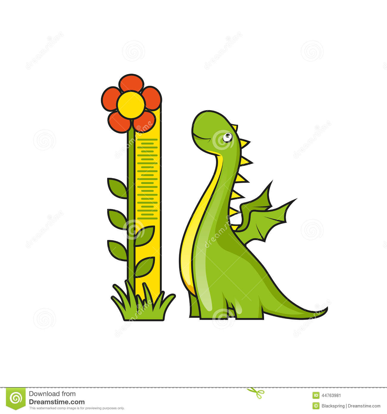 Measuring Scale Clipart.