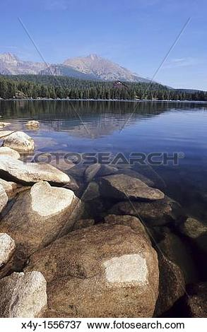 Picture of Strbske pleso.
