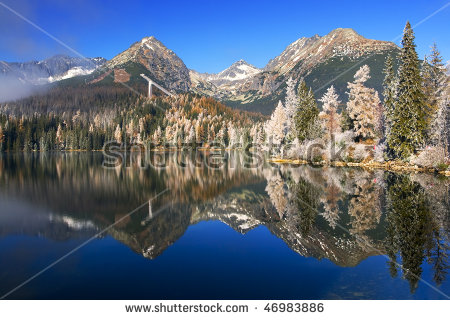 High Tatras Stock Images, Royalty.