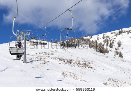 Mount Hermon Highest Point Israel Winter Stock Photo 124001440.