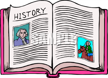 The history of the clipart #5