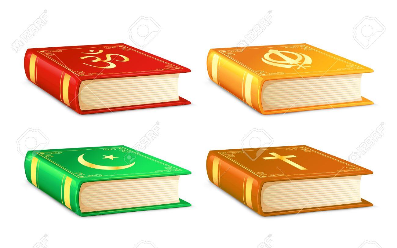 Books Clip Art Religious.