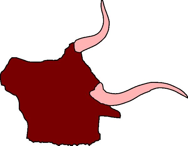 Bull Horns Clipart.