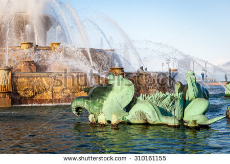 Fountain Horse Stock Photos, Images, & Pictures.