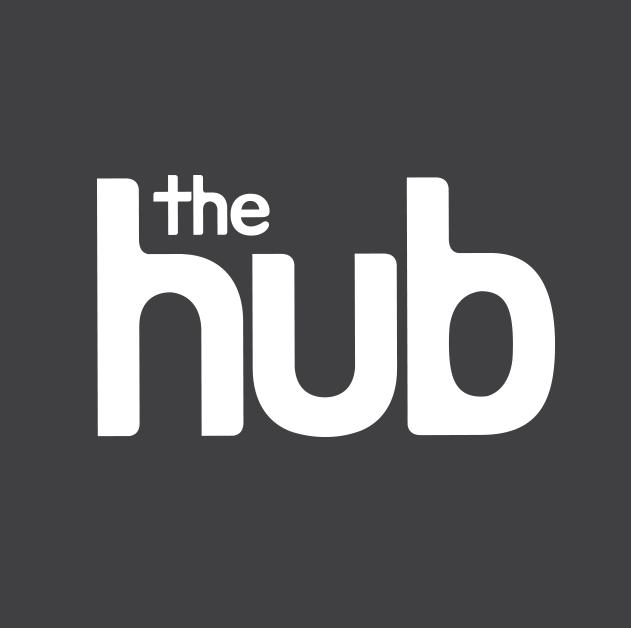 The Hub logo.