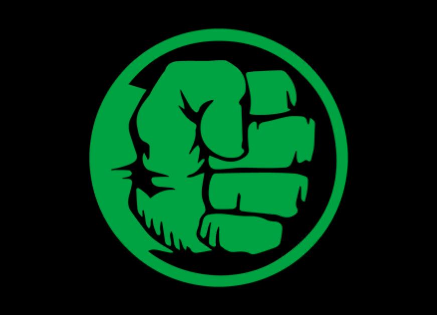 Hulk Fist Png.