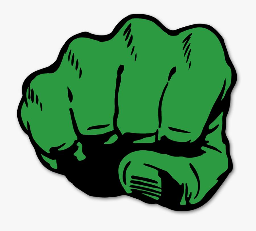 Hulk Clipart Little.