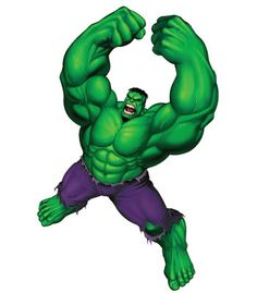 The incredible hulk clipart » Clipart Station.
