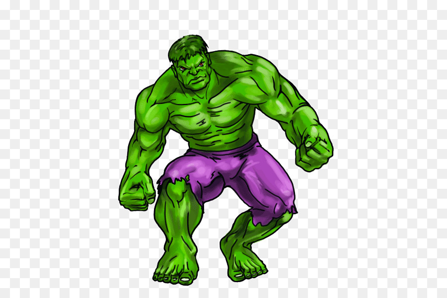 The incredible hulk clipart 3 » Clipart Station.