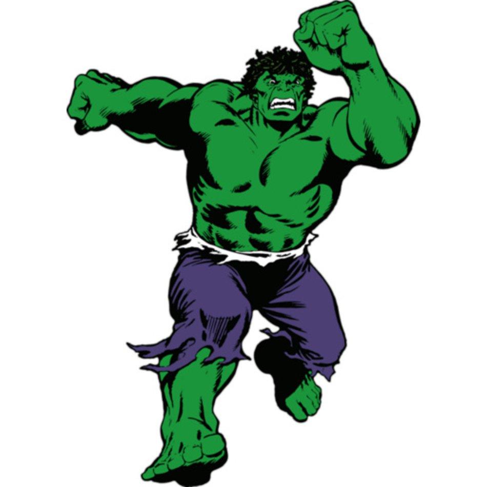Incredible Hulk Clip Art N7 free image.