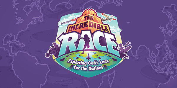 VBS: The Incredible Race 2019.