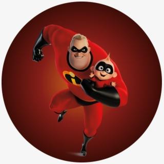 The Incredibles 2 Logo.