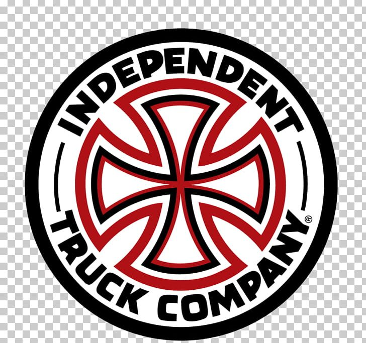 Independent Truck Company Sticker Decal Skateboard Brand PNG.