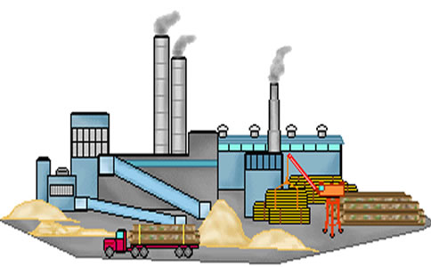 Industry Visit Clipart.