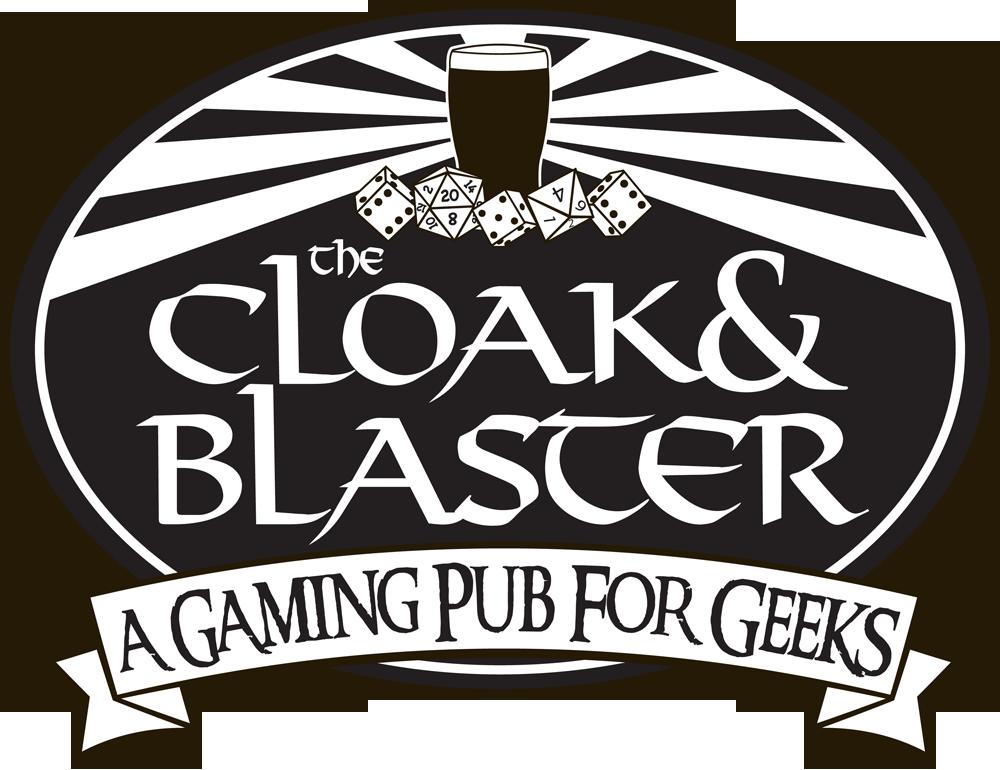 The Cloak & Blaster.