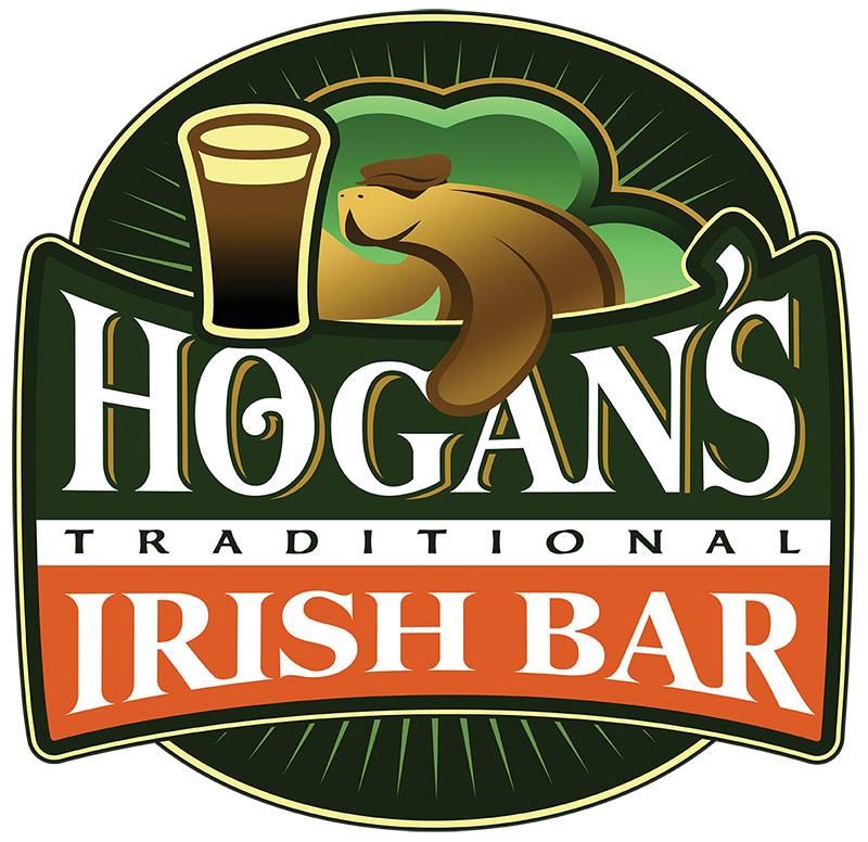 Hogan\'s Irish Bar Logo on Behance.