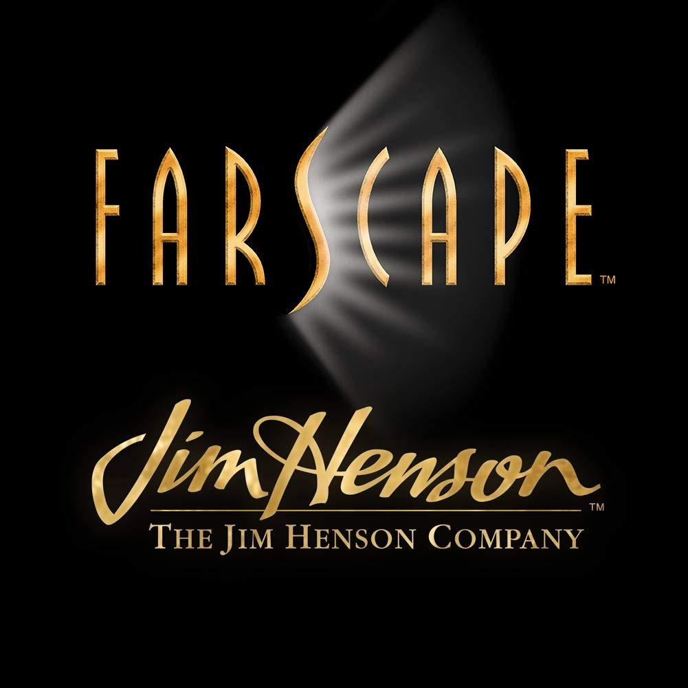 Amazon.com: Farscape TV Show Logo on Black Eraser Set of 2.