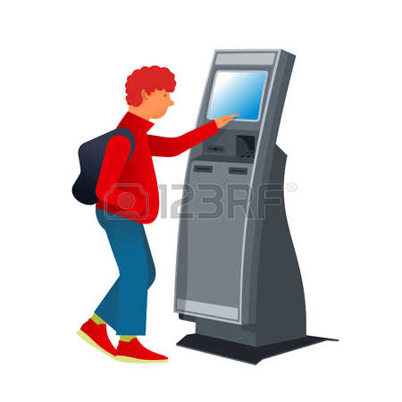 73 Technical Kiosk Stock Vector Illustration And Royalty Free.