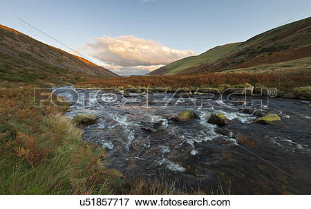 Picture of England, Cumbria, Lake District National Park. The.