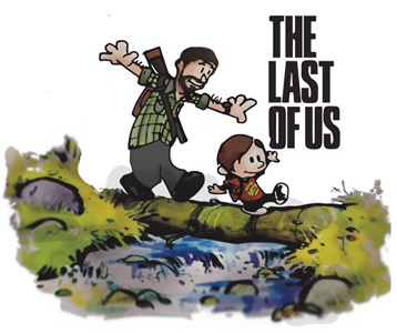 The Last of Us T.