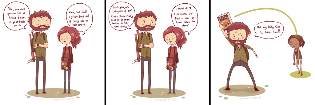 The last of us clipart.