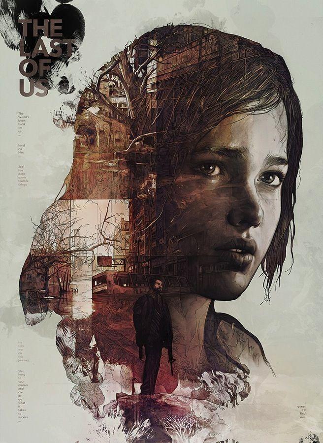 The Last of Us Clip Art.