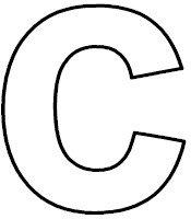 Letter C.
