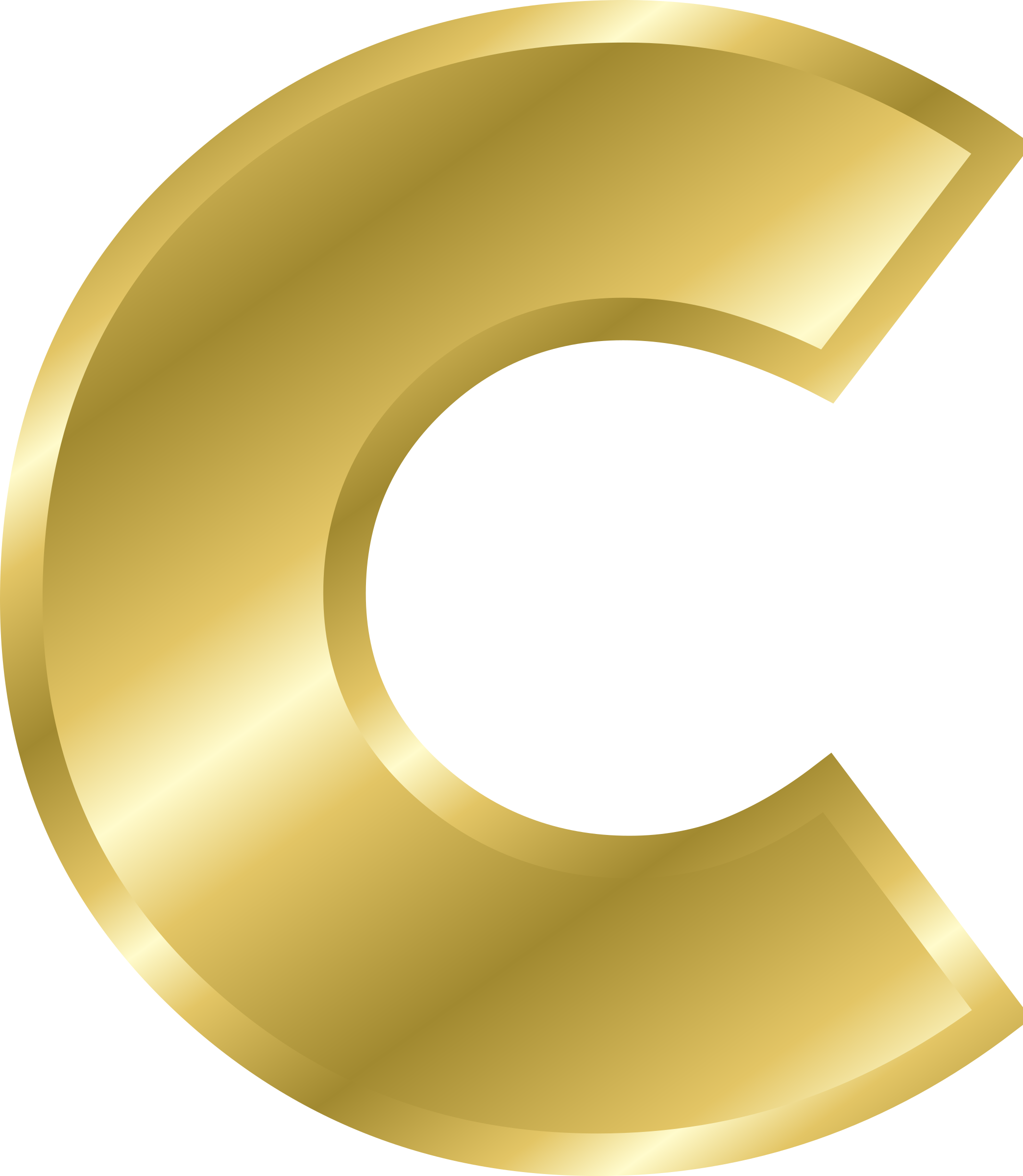 the letter c clipart color Clipground