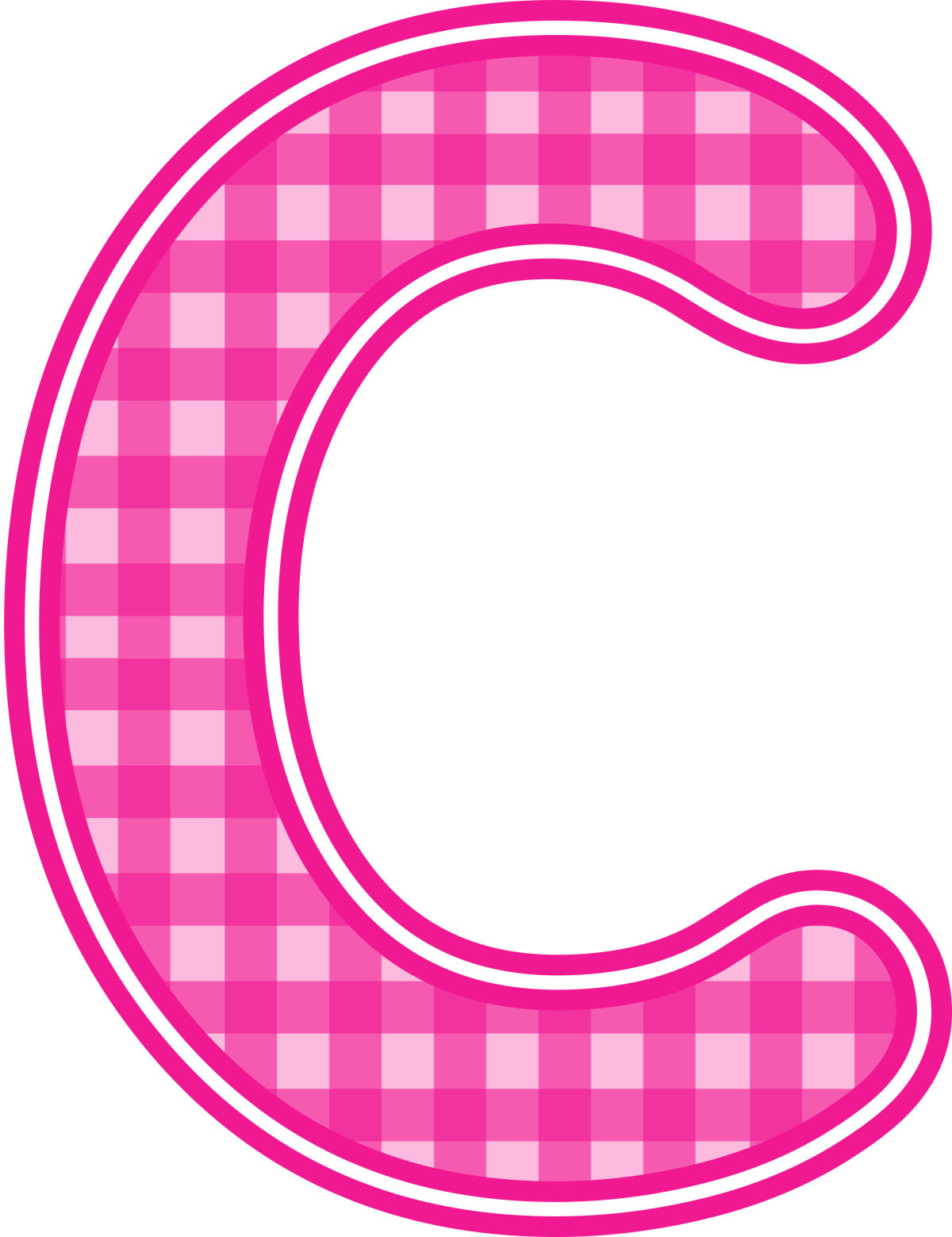 the letter c clipart color - Clipground