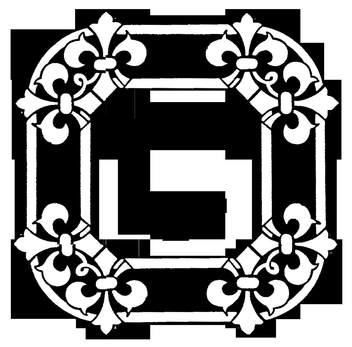 Similiar Monogram Letter C Clip Art Keywords.