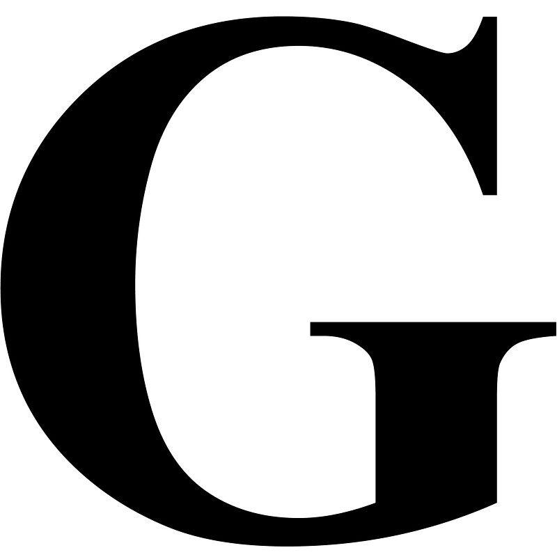letter g.