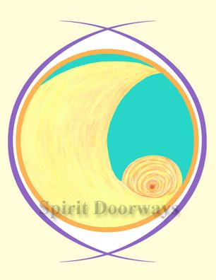 Lightness of Being: Spirit Doorways Image 39.
