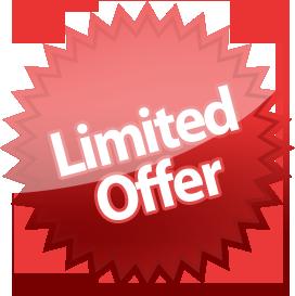 Limited Offer PNG Transparent Images.