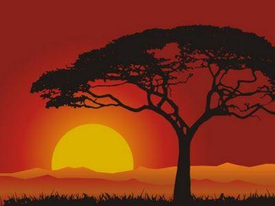 CalaiaJackson: Lion King Landscape.