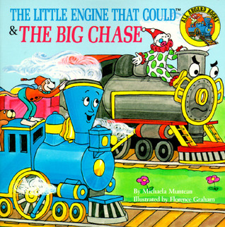 The Little Engine That Could and the Big Chase by Michaela.