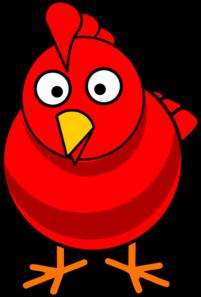 Little Red Hen Clip Art at Clker.com.