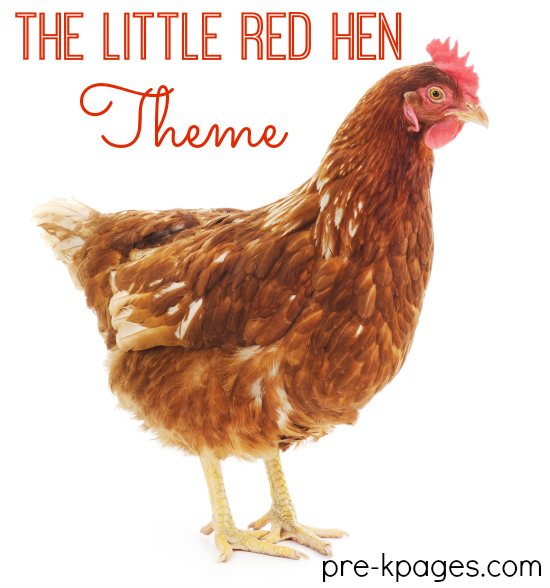 the little red hen clipart Clipground