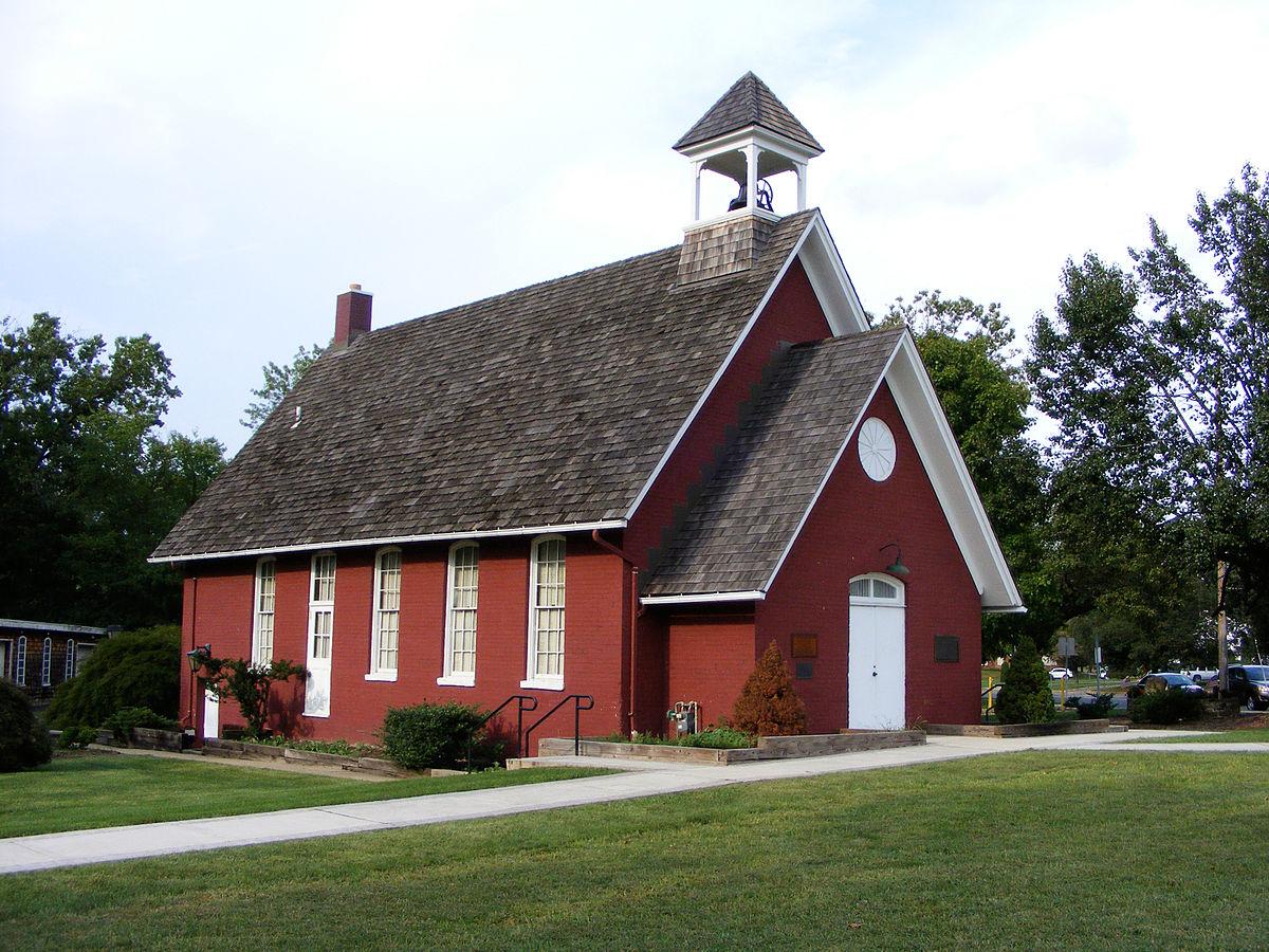 Little Red Schoolhouse (Florham Park, New Jersey).