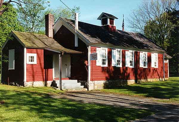 The Gaylordsville Schoolhouse.