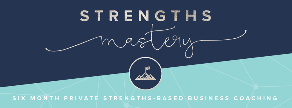 Strengths Mastery — Strengths.