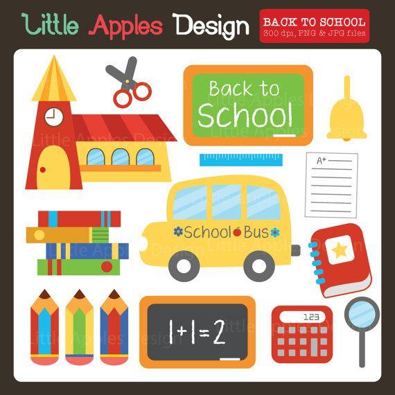 78 Best ideas about School Bus Clipart on Pinterest.