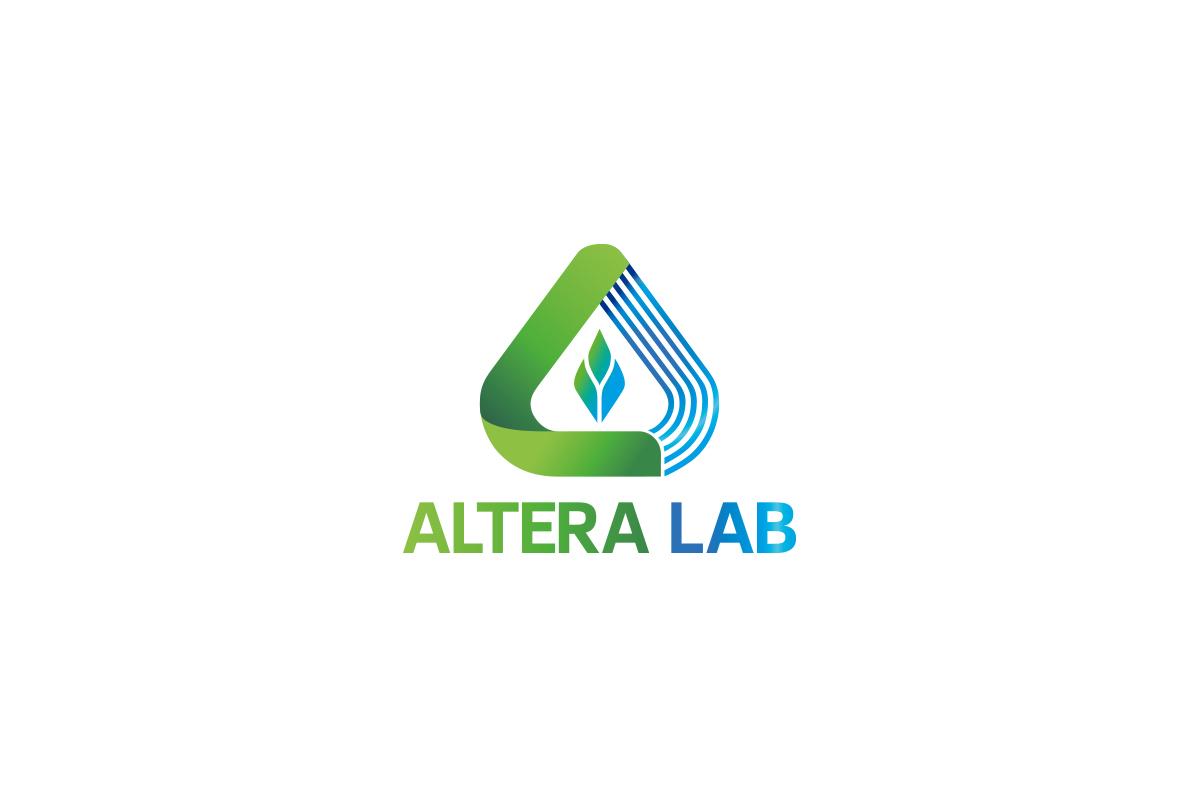 Portfolio :: Design of the logo for the branch of \'Altera.