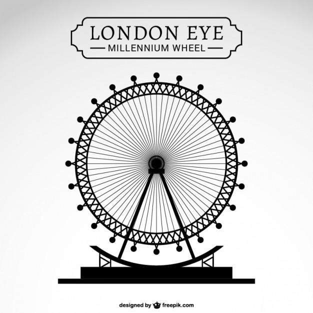 London Eye Vectors, Photos and PSD files.