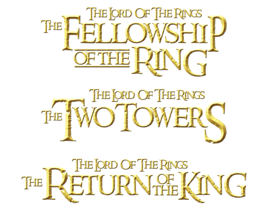 The Lord of the Rings (film series).